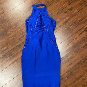 Fashion Nova bodycon dress- SZ XS